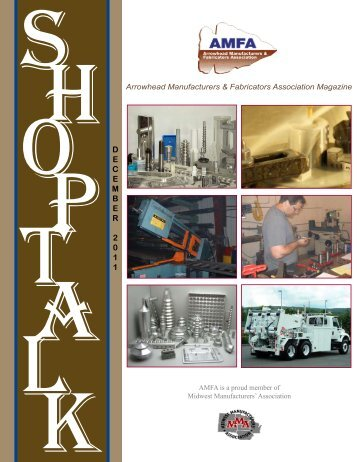 December - Products/Services - Midwest Manufacturers' Association