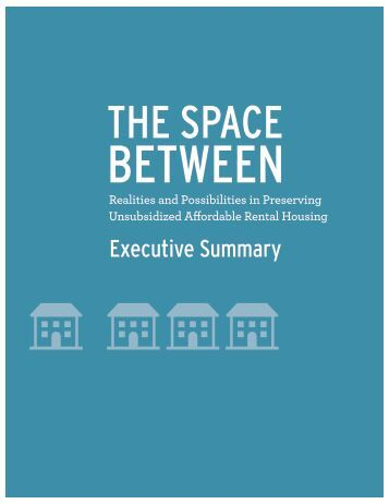 View the Executive Summary - Family Housing Fund