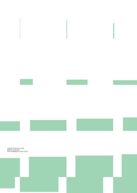 DRs public service-redegørelse 2012