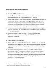 1/51 Bedingungen für den Datenträgeraustausch - DKB
