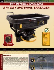 Dry Material Spreaders - FIMCO Industries