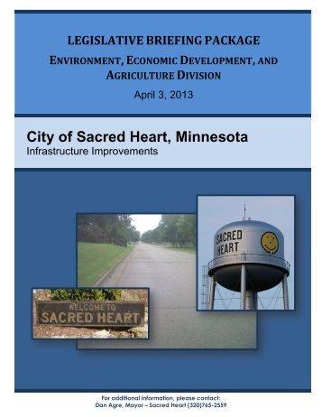 Sacred Heart - Minnesota Senate