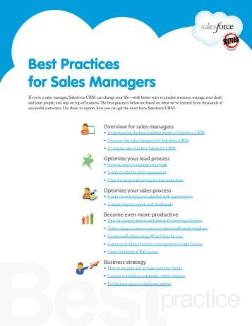 Best practices manual for new supervisors