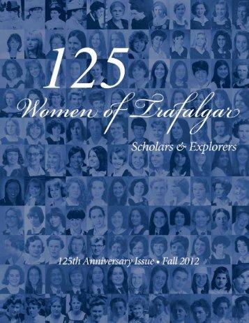 Scholars and Explorers - Trafalgar School for Girls