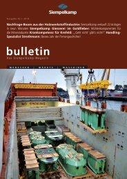 Bulletin 2/ 2010 - Siempelkamp