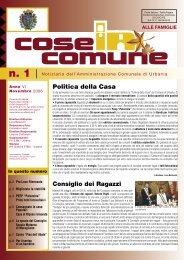 n° 1 anno 2006