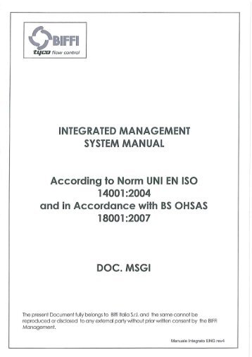 integrated management system manual biffi?quality=85 3 free magazines from biffi it biffi mov wiring diagram at panicattacktreatment.co