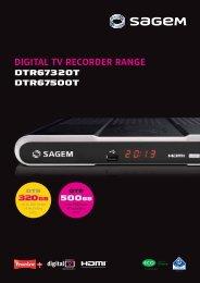 digital tv recorders