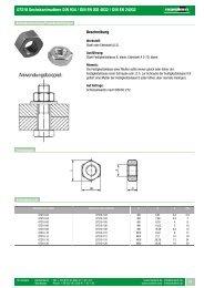 07210 Sechskantmuttern DIN 934 / DIN EN ISO 4032 ... - norelem