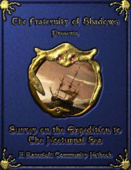 Nocturnal Sea Gazetteer.book - Vaults of Pandius
