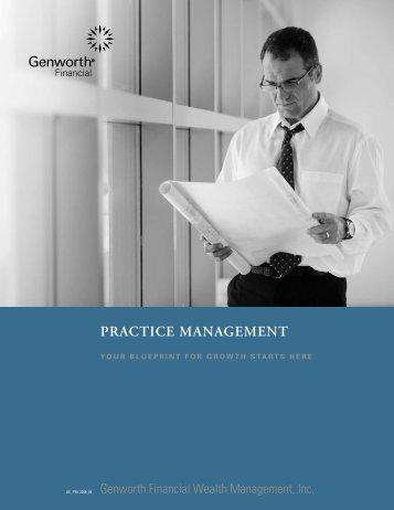 Practice ManageMent - Genworth Financial Wealth Management, Inc.