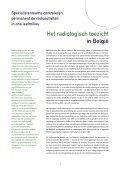 Het radiologisch toezicht in België - Federaal Agentschap voor ... - Page 5