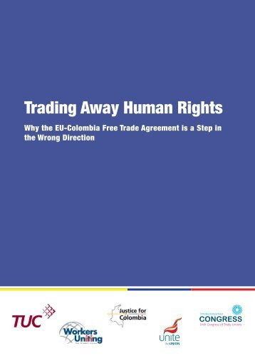 Trading Away Human Rights - Irish Congress of Trade Unions