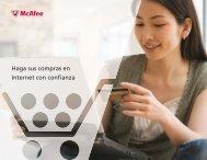 Haga sus compras Online con seguridad - McAfee