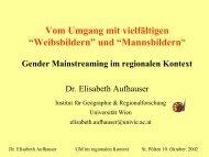 """Vom Umgang mit vielfältigen """"Weibsbildern"""" und ... - gendernow"""