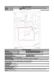 Site Location Details Ref No LDF338 Site Address Holly Grange ...