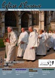 N° 5 - mai 2012 - Diocèse d'Evreux
