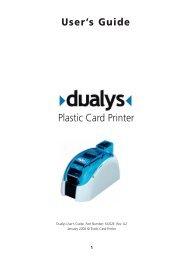 Dualys 2 User manual - IDville