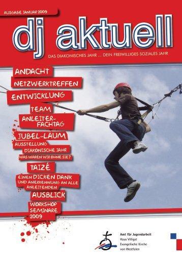 andacht - Evangelische Jugend von Westfalen