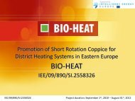 project presentation - BIO-HEAT
