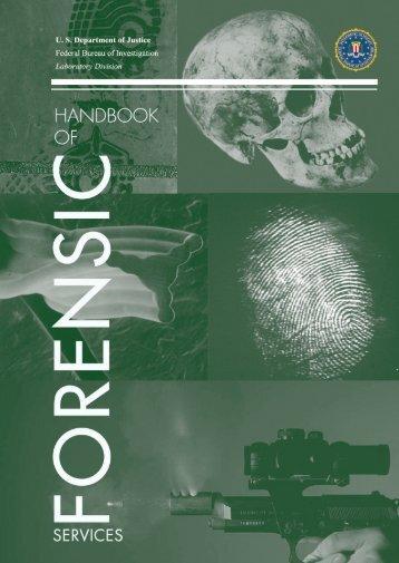 FBI-handbook-of-forensic-services