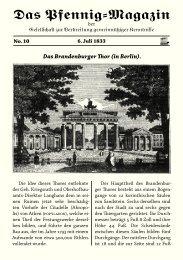 Das Pfennig-Magazin – No. 10 (Ausgabe vom 6. Juli 1833) - Igelity