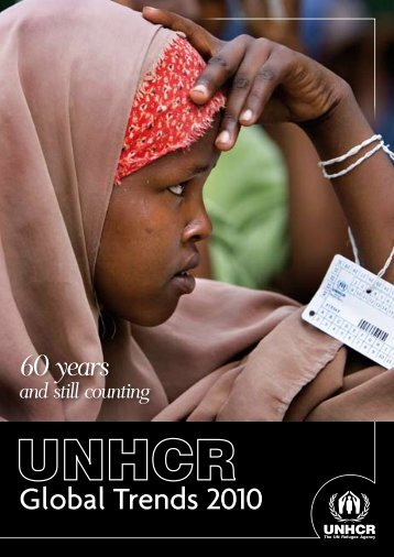 UNHCR Global Trends 2010
