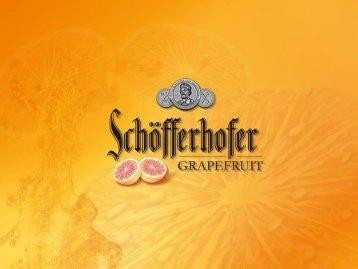 Schöfferhofer Grapefruit - Preston Marketing Concepts