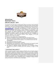14 Rules - Bassmaster.com