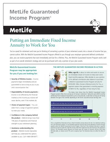 Beneficiary Form MetLife Growth and Guaranteed ... - Fidelity