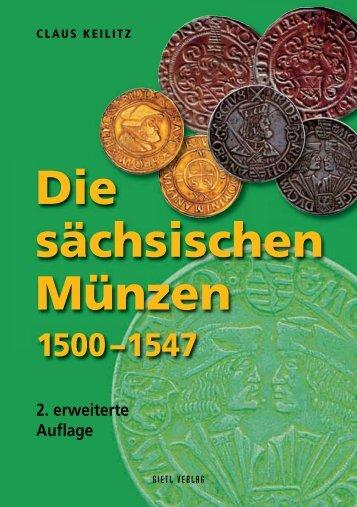 Keilitz, Talerstu?cke Sachsen 2. Auflage: Keilitz, Talerstücke ...