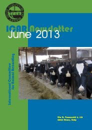 ICAR Newsletter (June 2013)
