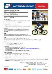 2010 UCI Cyclo-cross World Championships - cx-sport.de