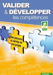 les compétences - Le conseil VAE en Bretagne