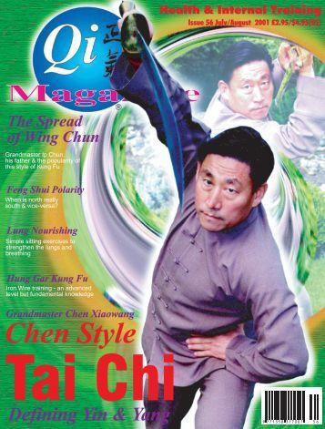 Issue 56 - Tse Qigong Centre