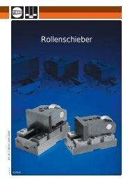 Rollenschieber - Fibro GmbH