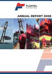 Annual Report 2008 - Floatel International