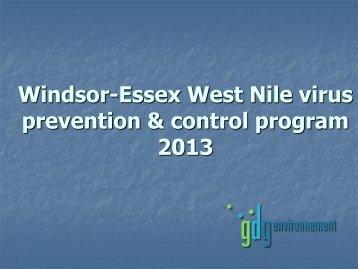 Windsor-Weekly report week 27.pdf