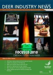 Deer Industry News #42 Jun/July 2010 - Main Page - help ...
