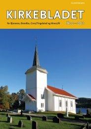 Kirkebladet nr 2 2011 - Kirken i Gran