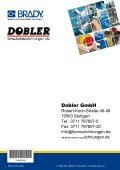 Katalog THT Endlos - Dobler GmbH Dobler GmbH - Seite 3