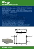 Wedge brochure - BrightSolutions: Laser - Page 2