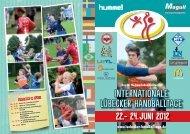 Internationale Lübecker Handballtage