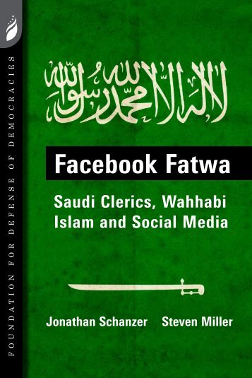 Saudi Clerics, Wahhabi Islam and Social Media - Foundation for ...