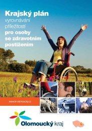Krajský plán vyrovnávání příležitostí pro osoby se ... - Olomoucký kraj