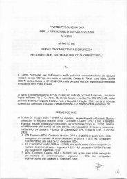 SPC - Contratto Quadro OPA Wind per ripetizione servizi ... - DigitPA