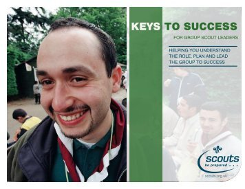 GSL resource - The Scout Association