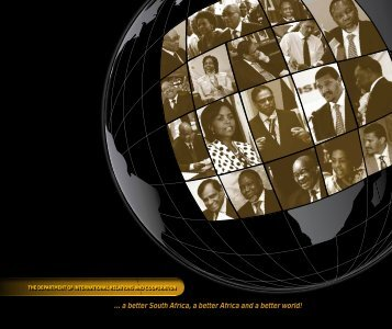International Relations - 2012 - Department of Foreign Affairs