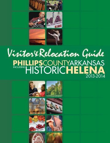 Visitor and Relocation Guide - Phillips County Chamber of Commerce