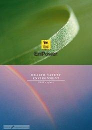 enipower's activities - CorporateRegister.com